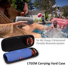 LTGEM EVA Hard Case For JBL Charge 3 Portable Bluetooth Speaker Carrying Case
