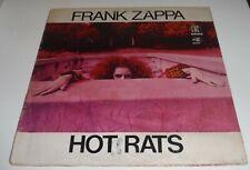 FRANK ZAPPA   - LP - HOT RATS  -  BIZARRE  RS 6356