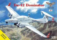Da-42 Dominator (Plastic model kit) 1/72 SOVA-M 72009