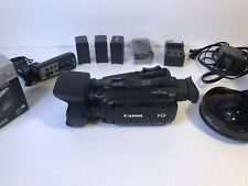 Canon Vixia Hf G40 Full Hd Camcorder - Extra Batteries, tons of Accessories