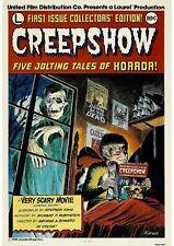 Creepshow (Version 2) - Stephen King - A4 Laminated Mini Movie Poster