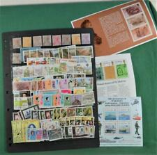 ST HELENA STAMPS GOOD SELECTION ON LARGE STOCK CARD  (C79)