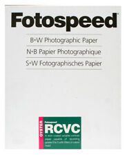 Fotospeed RC VC Oyster 8x10 25 Sheets B&W photographic paper
