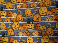 Crafts Halloween Fat Quarter Fabric