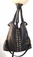 Michael Kors Astor Studded Handbag Large