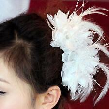 Beauty Brides Wedding Bouquet Headdress Hand Wrist Bracelet Flowers DIY Craft