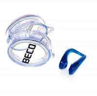 BECO Swim Clear Nose Clip Swimming Adults Children