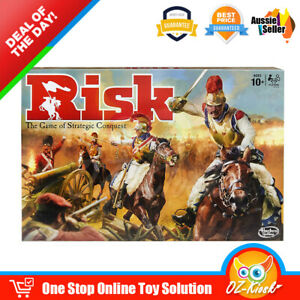 OZ RISK Game The Game of Strategic Conquest Party Card Board Game