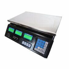 Bilancia elettronica digitale professionale da 5 gr a 40 kg divisione 5 gr