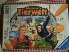 Tiptoi Lernspiel: Abenteuer Tierwelt