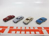 CA452-0,5# 4x Wiking 1:87/H0 PKW/Auto/Automobil Opel Senator, TOP