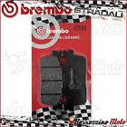 PLAQUETTES FREIN ARRIERE BREMBO CARBON CERAMIC 07069 E-TON ST VORTEX 300 2007