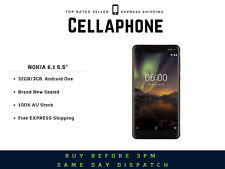 "~~Brand New~~ Nokia 6.1 (5.5"", 32GB/3GB, Android One, Dual Sim) - Black Copper"
