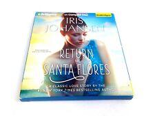 Return to Santa Flores by Iris Johansen (2013, MP3 CD, Unabridged)