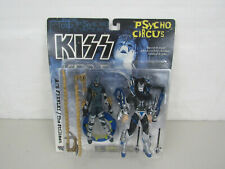 McFarlane Kiss Psycho Circus Ace Frehley & The Stiltman Action Figures 1998-New
