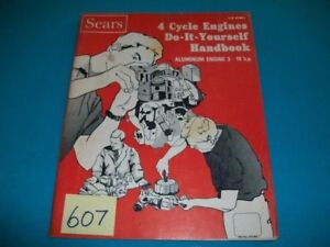 3 TO 10 HP 4 CYCLE ENGINES DO-IT-YOURSELF REPAIR MANUAL