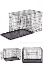 Extra Large Dog Crate Kennel XL XXL Huge Size Folding Pet Wire Cage Giant Breed