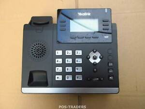 Yealink SIP-T41P 3-Line IP Desk Phone Entry Level PoE VoIP HD T41P  EXCL HANDSET