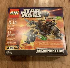 New LEGO Star Wars Micro Fighters 75129 Wookie Gunship Series 3 Sealed