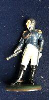 SOLDAT DE PLOMB EMPIRE MARECHAL BERTHIER CHEF D'ETAT MAJOR FRANCE 1812-1813