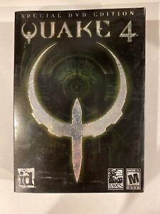 Quake 4 Special Edition - PC New Sealed Full Original Quake IV - id Software
