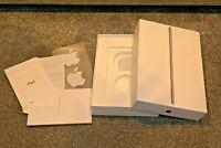 Apple iPad 8th Gen Empty Box 32Gb Wifi Packaging Genuine MYL92B/A Gray A2270