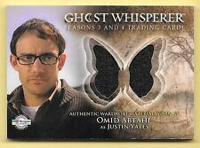 2010 Ghost Whisperer Seasons 3 and 4 #C26 Justin Yates Jacket Relic Card