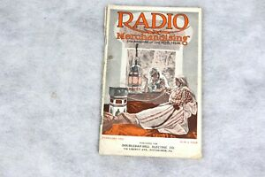 1923 DOUBLE-DAY HILL RADIO SALES CATALOG, SPEAKERS, SHORT-WAVE
