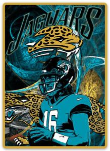 Trevor Lawrence Jacksonville Jaguars Portrait Logo Type #1 Draft Pick MAGNET