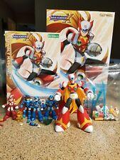 Mega Man X: Zero 1/12 Scale Plastic Model Kit + Extra Figures (read description)