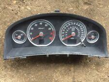 Vauxhall Vectra C SRI Dashboard Clocks / Instrument Cluster 2004 13140908SE
