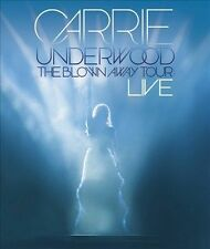 CARRIE UNDERWOOD The Blown Away Tour Live DVD BRAND NEW
