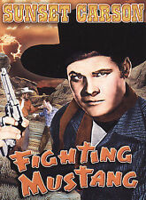 Fighting Mustang (DVD, 2005)