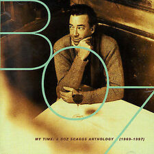 My Time: Anthology (1969-1997) by Boz Scaggs (CD, Nov-1997, Mushroom Records (Australia))