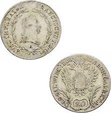 Österreich Kaiserreich Franz II 20 Kreuzer 1808 A Wien Habsburg ANK 42