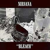 Bleach by Nirvana (US) (Cassette, Oct-1989, Sub Pop (USA))