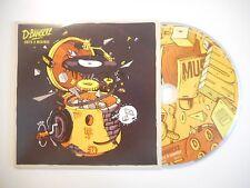 D BANGERZ : BOITE A MUSIQUE [ CD SINGLE ]