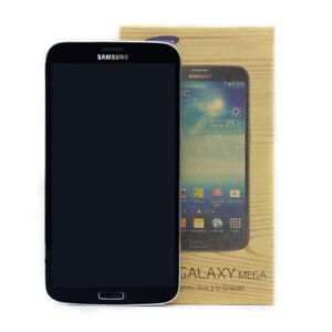 "Samsung Galaxy Mega 6.3 i9200 i9205 Unlocked Smartphone 6.3"" 8GB&16GB 8MP 4G LTE"