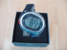 New inbox Nike Triax Fury 100 super sz WR0140 sport running watch men black/grey