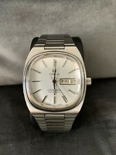 Omega Seamaster Caliber 1022 Automatic Swiss Made 1980 Men's Steel Watch AS180