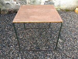 Vintage Retro Tables  / Kitchen Table / Pub / Bar Table