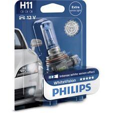 PHILIPS WhiteVision H11 12V 55W PGJ19-2 1er Blister Glühlampe - 12362WHVB1