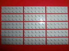 LEGO STAR WARS   15  Bauplatten  in  hellgrau  2 x 6  Noppen   NEUWARE