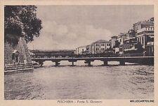 # PESCHIERA: PONTE S. GIOVANNI