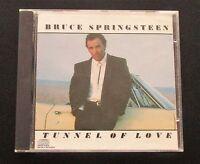 BRUCE SPRINGSTEEN Tunnel Of Love ORIGINAL 1987 US PRESSING CD ALBUM NO BARCODE