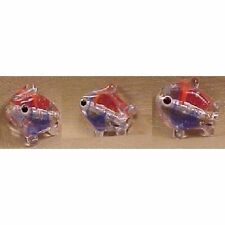 Glass  Pendants Beads Charms FISH  #260FIS
