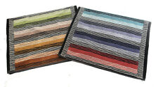 MISSONI HOME TWO HAND TOWELS SET ROSS 100 100% COTTON BRANDED GIFT PACK