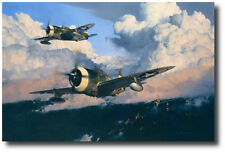 The Wolfpack (Coll Ed) by Robert Taylor- P-47 - Three Pilot Signatures