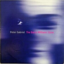 PETER GABRIEL : THE BARRY WILLIAMS SHOW - [ PROMO CD SINGLE ]