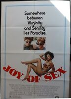 Joy Of Sex Movie Poster Original Usa,1984,Paramount Pictures